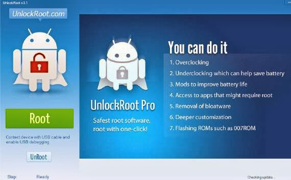 Download Unlock Root Pro for PC - Android For Rooting