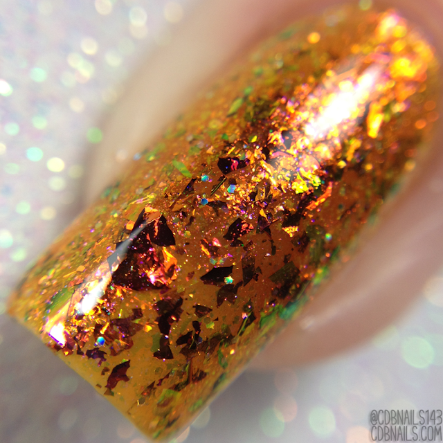 Lollipop Posse Lacquer-Dying to Light This Fire