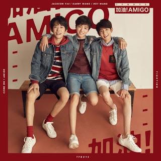 TFBOYS - Jia You! AMIGO 加油! AMIGO Lyrics 歌詞 with Pinyin