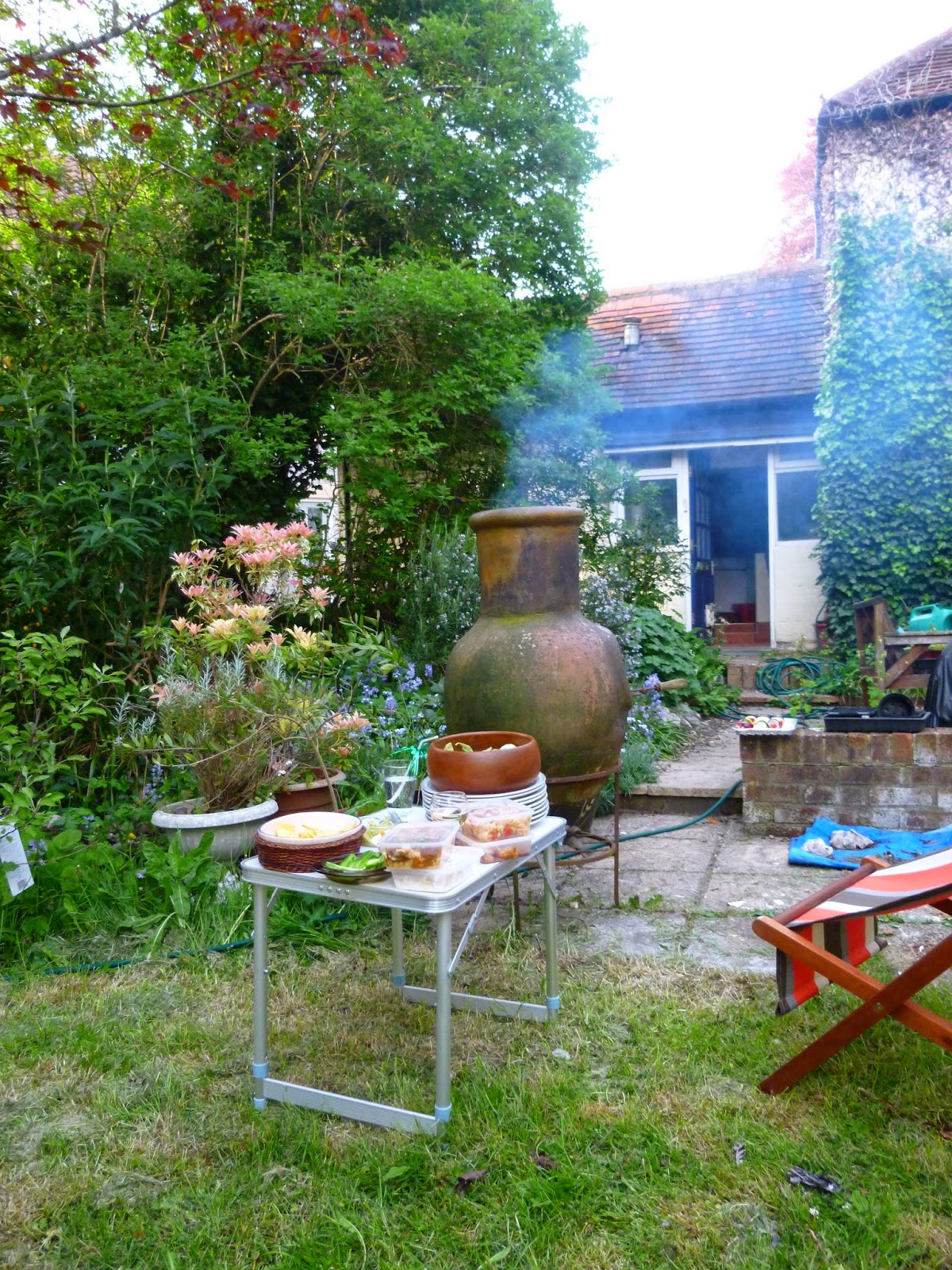 A Rural Birthday: Barbecue, Mojito and Cake
