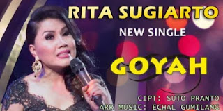 Download Lagu Terbaru Rita Sugiarto - Goyah Mp3