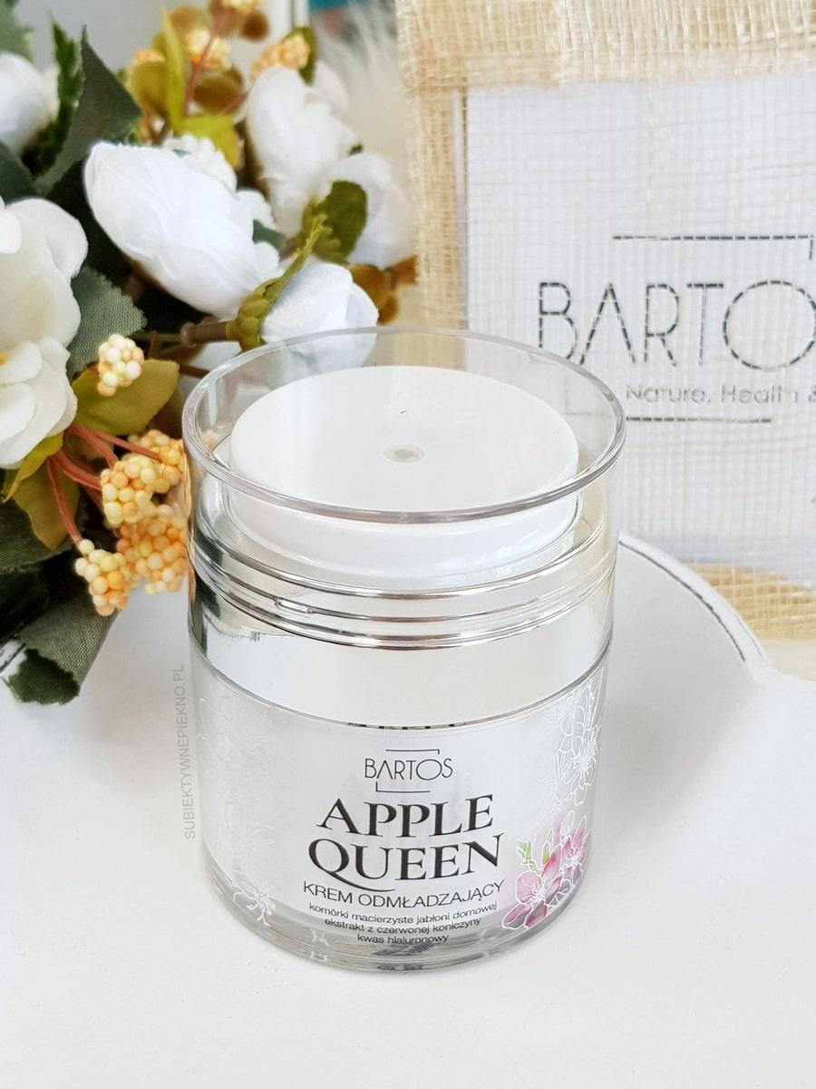 Bartos Apple Queen krem odmładzający  | A miało być tak pięknie...