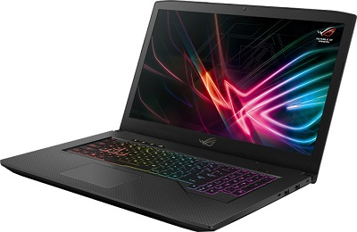 Specification and Price ASUS ROG Strix Scar GL703GM