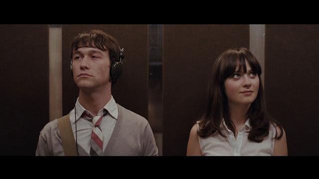 Saat Tom dan Summer berada di Lift