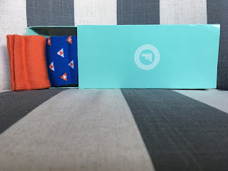 Friendship Socks is a sock subscription box that lets you send a pair to a friend, too!