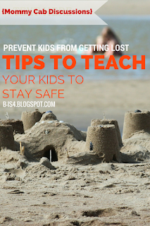 Tips to Keeping Your Kids Safe