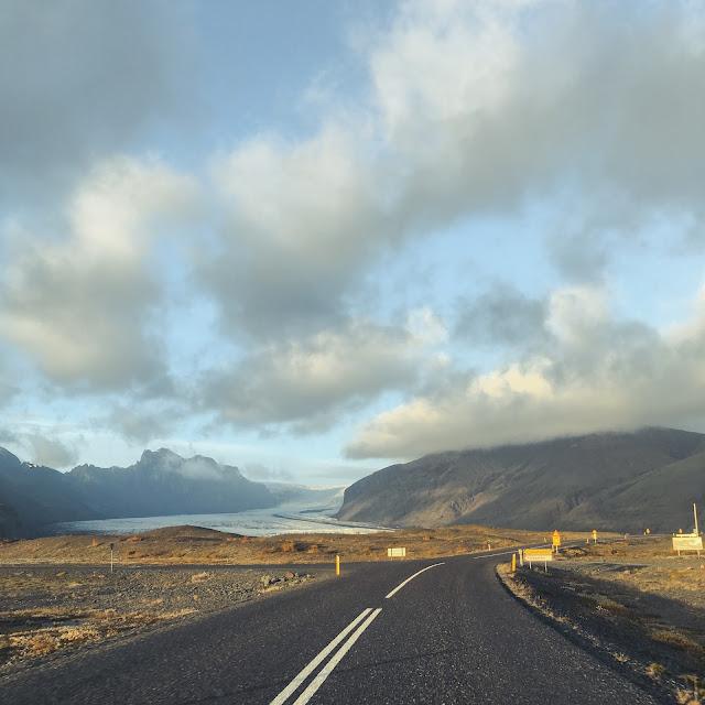 Islandia, lodowiec