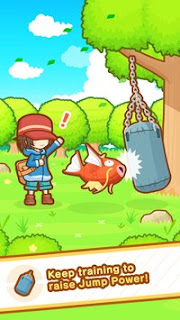 Pokemon : Magikarp Jump v1.0.1 Apk Mod 1