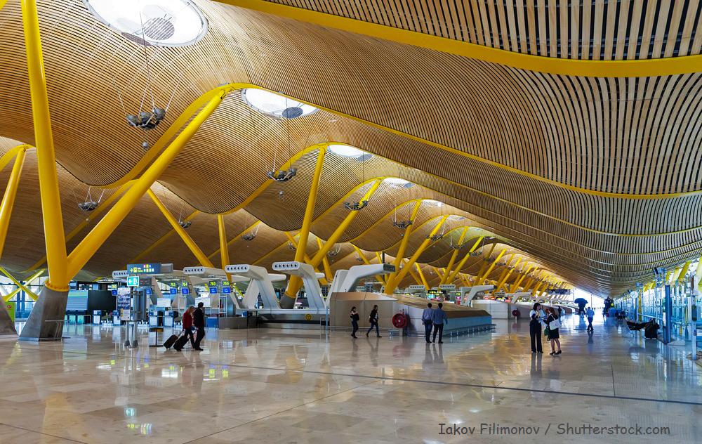 Hist ria com gosto arquitetura espa os p blicos - Terminal ejecutiva barajas ...