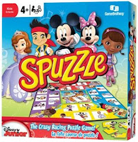 favorite board games for young children