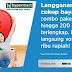 Promo First Media Bandung 2016