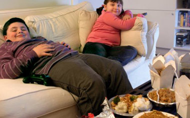 Obesidad niños, adultos