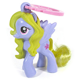 MLP Happy Meal Toy Lily Blossom Figure by McDonald's