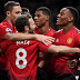Reactions:Two Men Fought As Eight Man Utd Players back from Injury to face Watford