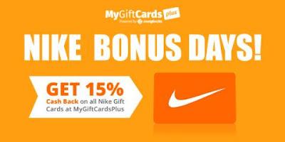 Nike Bonus Days