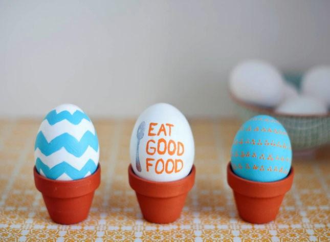 Αυγοκατάσταση ~ Βάφουμε πασχαλινά αυγά διαφορετικά