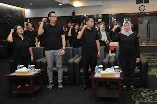 Keseruan Deklarasi Warga Net (Netizen) MPR-RI 2018 #Day3 Catatan Evhy