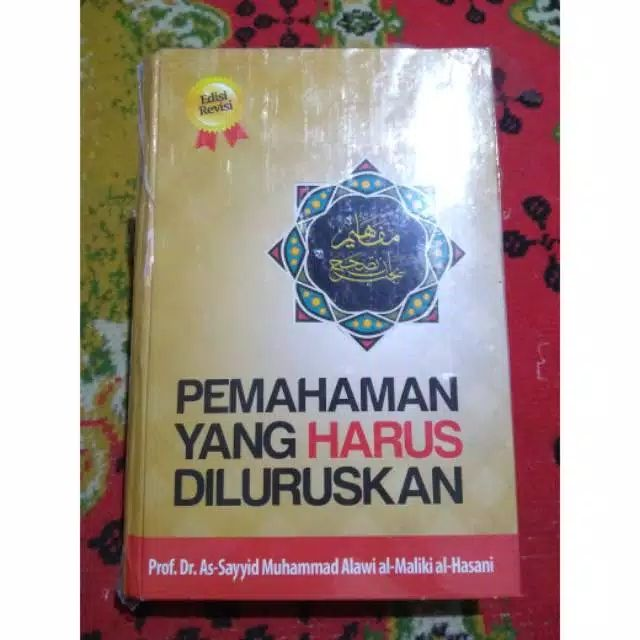 Order Kitab Mafahim Yajibu an Tushohhah Original di Pulau Morotai