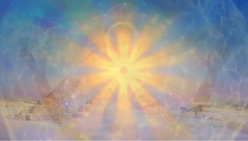 The Golden Age Goddess: The Galactic Centre, The Sun, Central Sun
