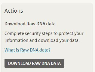 You can download your DNA data.