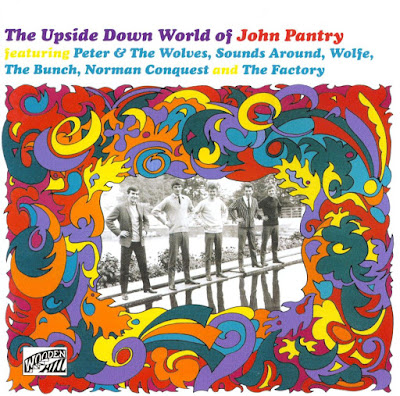 VA - The Upside Down World Of John Pantry  (2009)