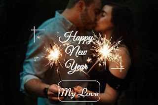 happy new year love status