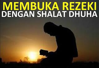 Panduan Cara Sholat Sunnah Dhuha Bacaan Niat Dan Doa Setelahnya