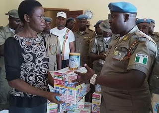 Cross River Govt Lauds Peace Corps Humanitarian Gesture