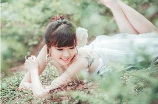 Hình ảnh khỏa thân của phụ nữ hoàn toàn 100 Linh Miu xinhgai.biz