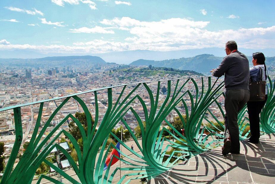 Turismo en Quito El Panecillo