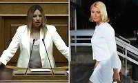 Οργισμένη η Σία Κοσιώνη από σχόλιο στελέχους του ΣΥΡΙΖΑ για τη Γεννηματά