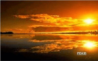 Bijak Kata Kata Tentang Senja Sore Hari