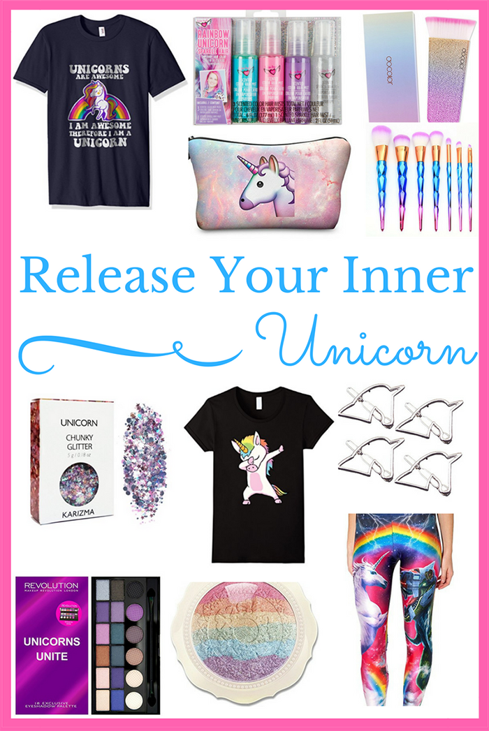 Release Your Inner Unicorn