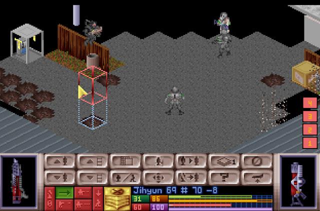 Open Xcom - Storm Trooper Screenshot