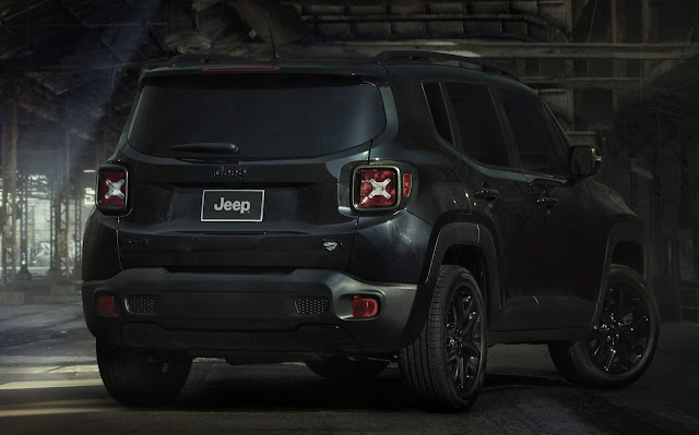 Jeep Renegade - Batman x Superman