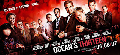 Ocean's 13 vs the Casinos