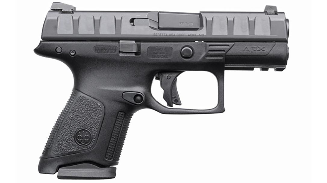 2b6ea44df0 Αυτό είναι το νέο πιστόλι Beretta APX Carry για οπλοφορία! (βίντεο)