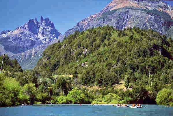 Futaleufu River, rafting