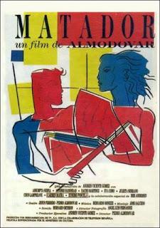 Matador (1986) Drama de Pedro Almodóvar