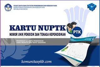 Mekanisme Penerbitan NUPTK Guru Non PNS 2017