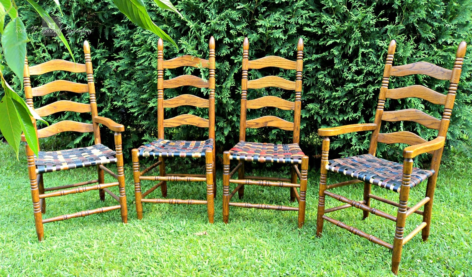 Chairs! Recycled and Upcycled Inspiration | Redo It ...