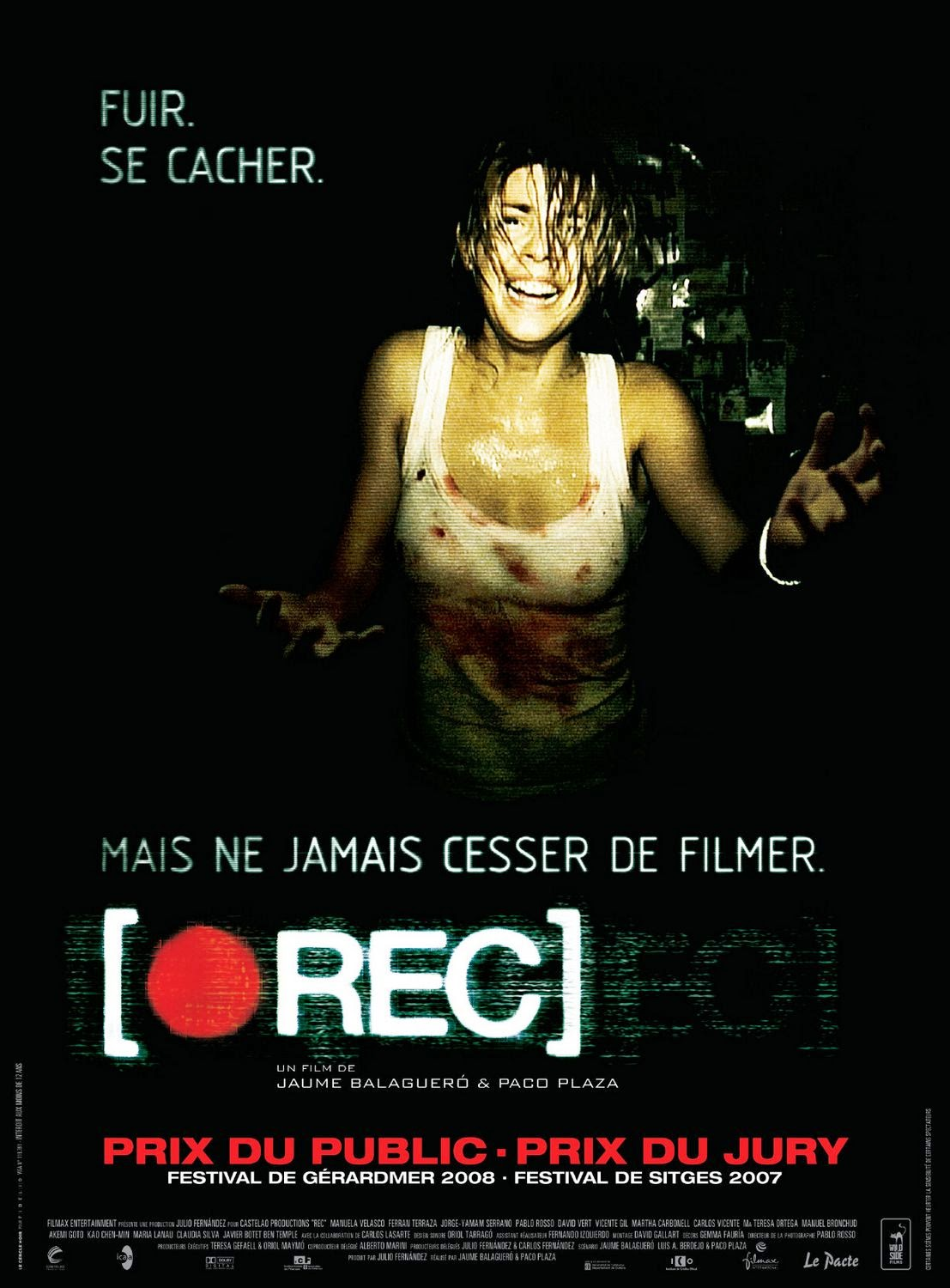 [Rec] (2007) - Spanish Movie
