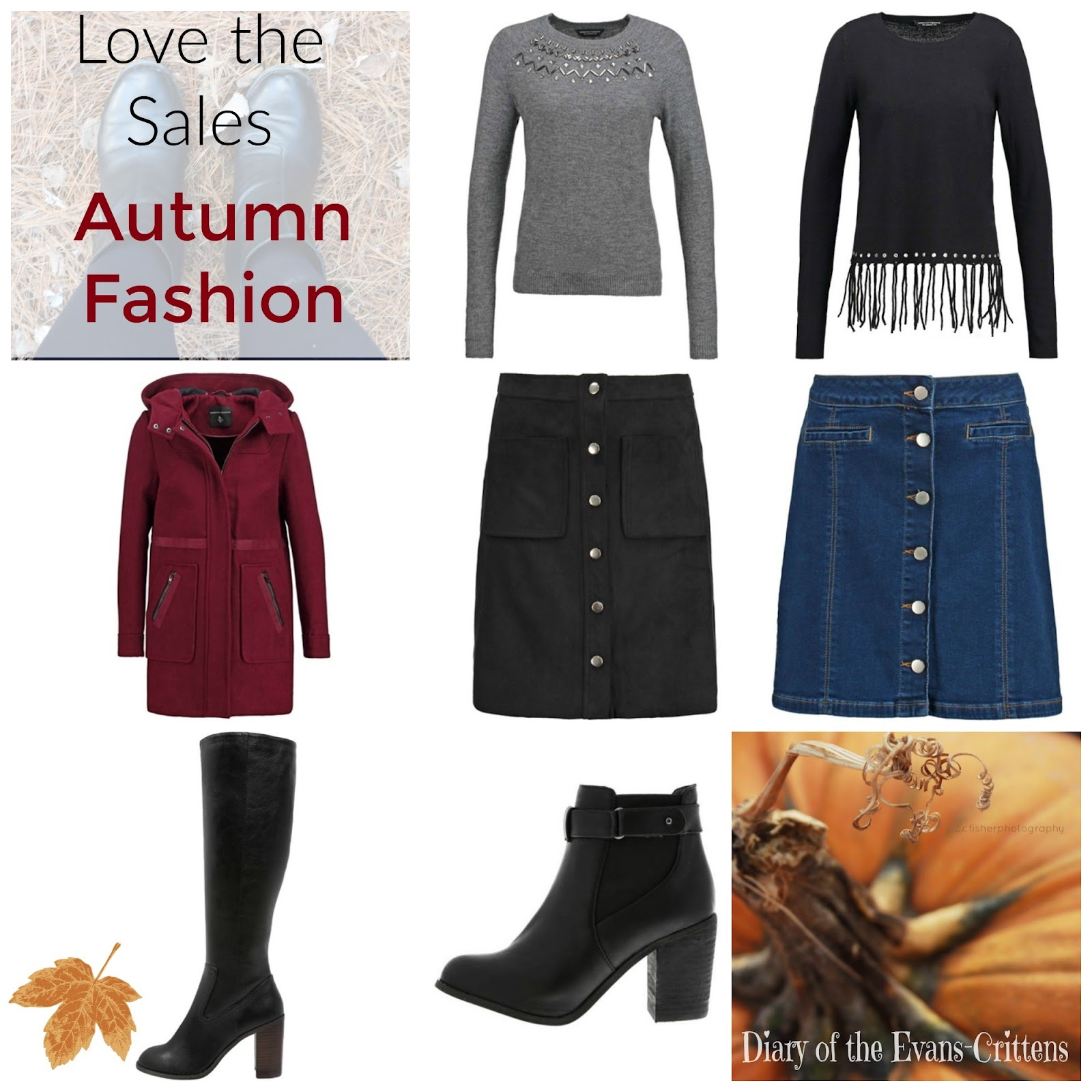 , Love the Sales:  Autumn Fashion