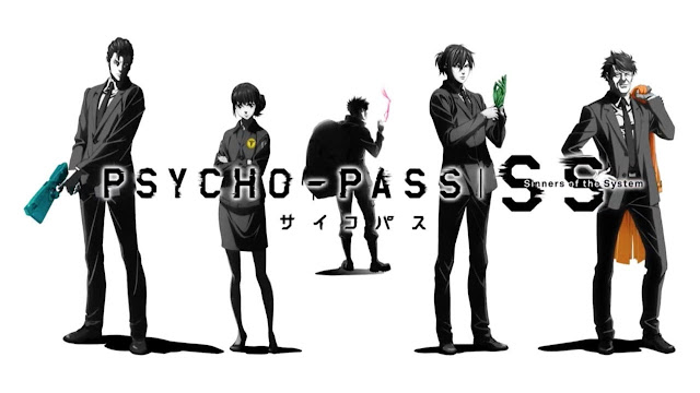 Projekt filmowy Psycho-Pass Sinners of the System