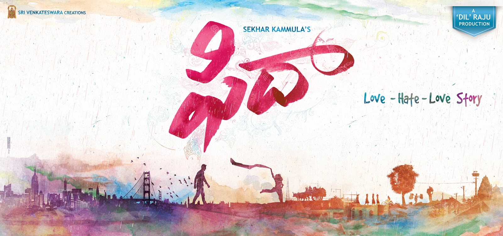 Fidaa First Look Poster-HQ-Photo-8