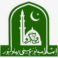 Islamia University Bahawalpur BSc Date Sheet 2017