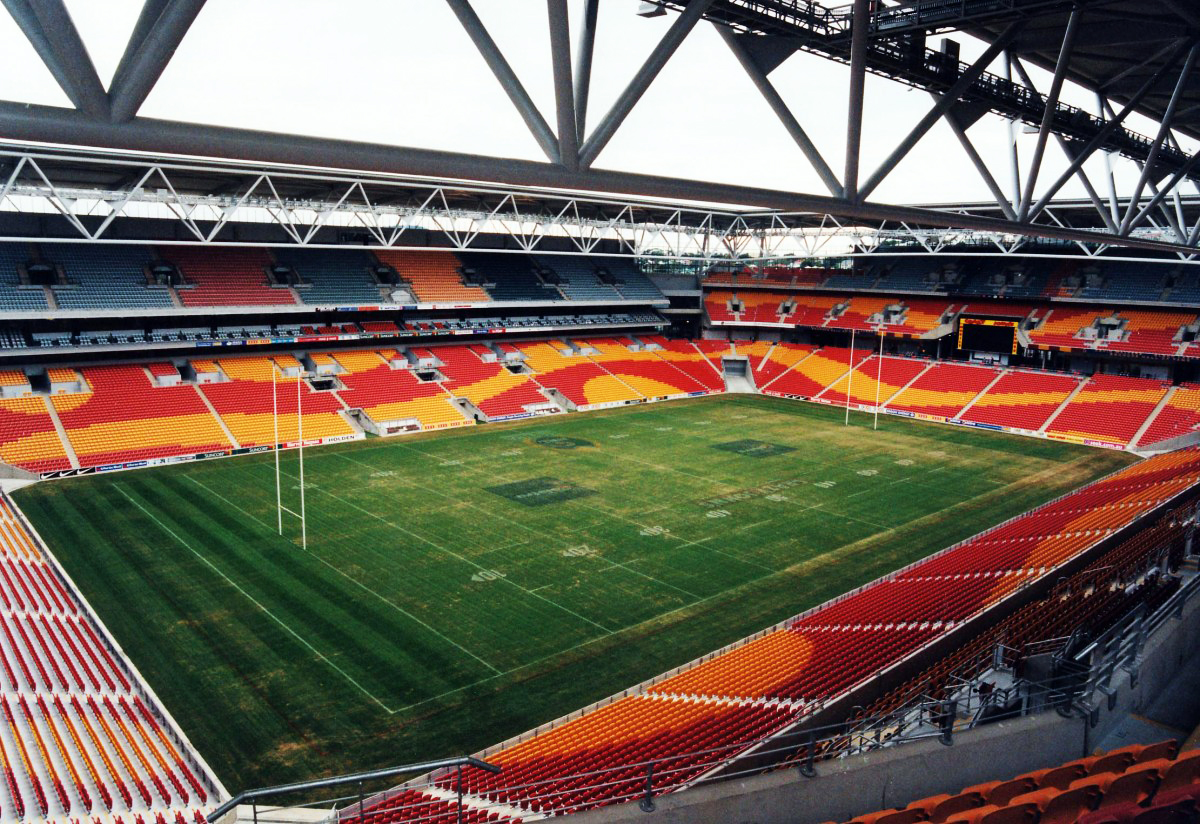 rugby league world cup italia stadi brisbane