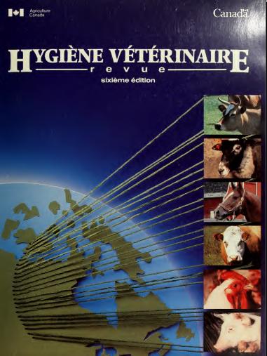 Hygiène vétérinaire -WWW.VETBOOKSTORE.COM