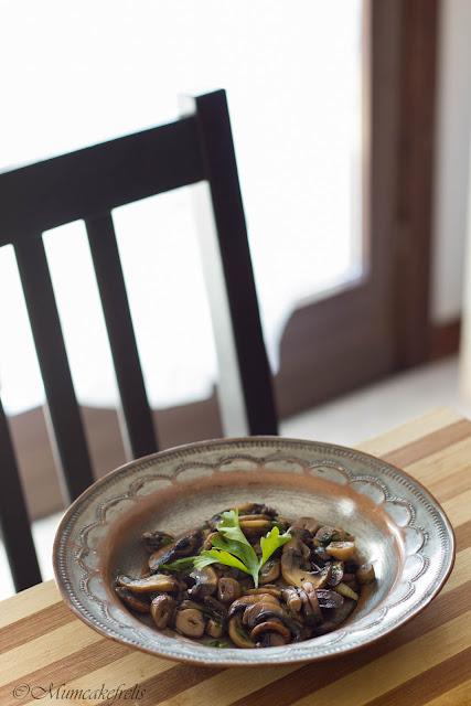 champignon trifolati