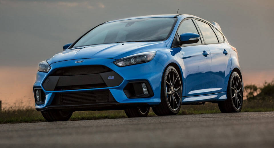 Ford Working On A Fix To The Coolant Guzzling Focus Rs Engine